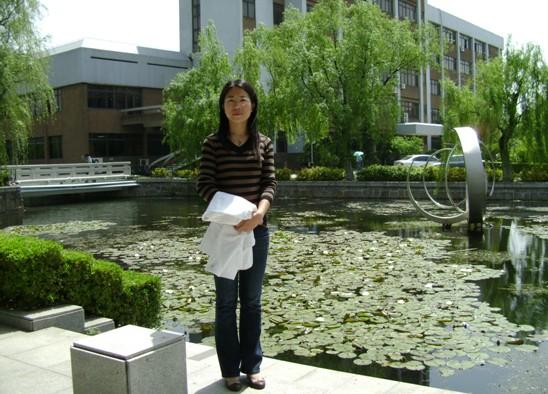 曹荣荣-青岛大学数学与统计学院